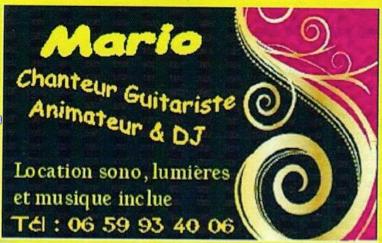 KARAOKÉ avec Mario